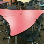 Lincoln Elementary School Classroom Furniture