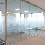 Movable Wall Systems for Conference Room with Office Furniture Inside