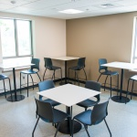 Collaborative Furniture in Higher Education Setting at College in Boise, ID