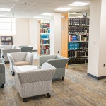 Lounge Furniture for Law School Library in Boise
