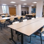 Education Classroom Tables and Chairs for University Law School in Boise