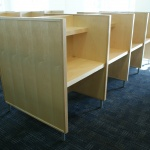 Study Space Furniture in Library