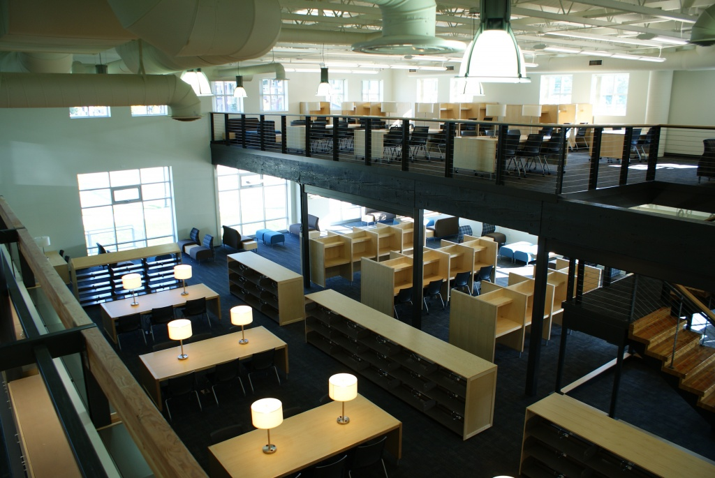 Innovative Library & Learning Space Design