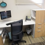 Desk for Workspace Design Firm in Boise