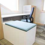 Workstation and Task Chair for Office in Boise, ID