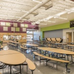 Cafeteria Tables for Elementary School in Boise, ID