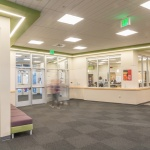 Lobby Area Furniture in Education Context