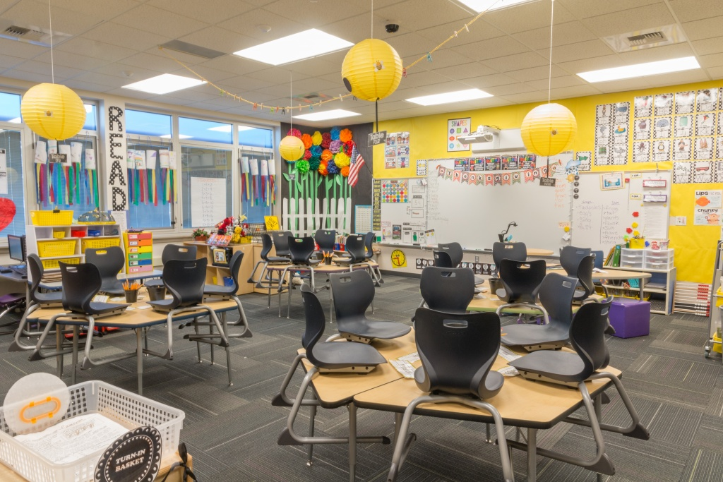 Cool Classroom Furniture for School in Idaho