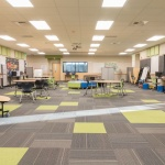 Classroom Desks and Tables for School District in Idaho