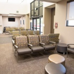 Lobby Area Seating for Healthcare Group in Idaho