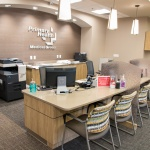 Reception Seating for Healthcare Group in Idaho