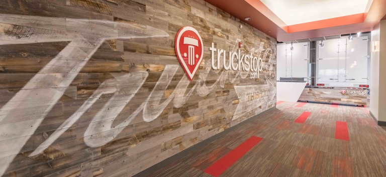 Truckstop.com Office Design in Boise, Idaho