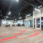 New Office Furniture after Installation in Boise, Idaho Business
