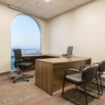 Private Office Furniture after Installation