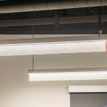 Architectural Lighting Fixture for Office