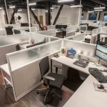 Office Cubicles for Truckstop.com in Boise, Idaho