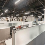 Open Office Concept in Boise, Idaho