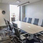 High End Conference Room Furniture at Business in Boise, ID