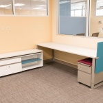Private Office Furniture for City Government Project