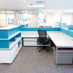 Commercial Office Furniture for City Government Project