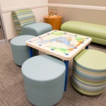 Lobby Area Healthcare Furniture for Medical Group in Boise