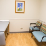Side Seating for Examination Room at Healthcare Clinic in Boise, ID