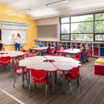 St. Ignatius Catholic School Furniture Design and Installation Project