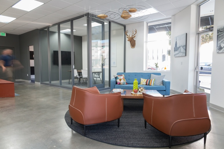 Interior Design for Architecture Office in Boise