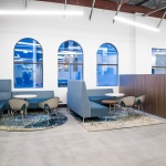 Lounge Area Furniture in Office in Boise