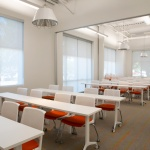 Classroom Furniture for a Commercial Workspace in Boise, ID