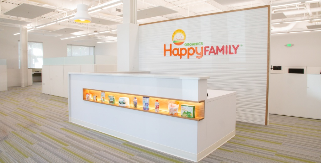 Space Planning Project for Happy Family Brands in Boise, ID