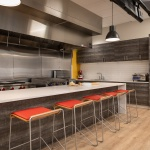 Bar Stools for Business Test Kitchen