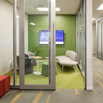 Architectural Walls for Meeting Room at Business Office in Boise, ID