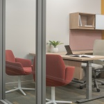 Private Office Furniture for Company Headquarters in Boise, ID