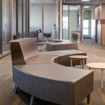 Lounge Furniture for Hallway in Office Headquarters