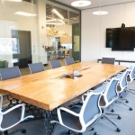 Large Conference Room Table and Chairs in Boise, Idaho