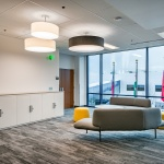 Collaborative Area Lounge Furniture at Technology Company in Boise, ID