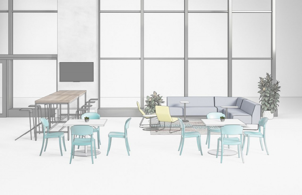 Ancillary Commercial Furniture for Community Space