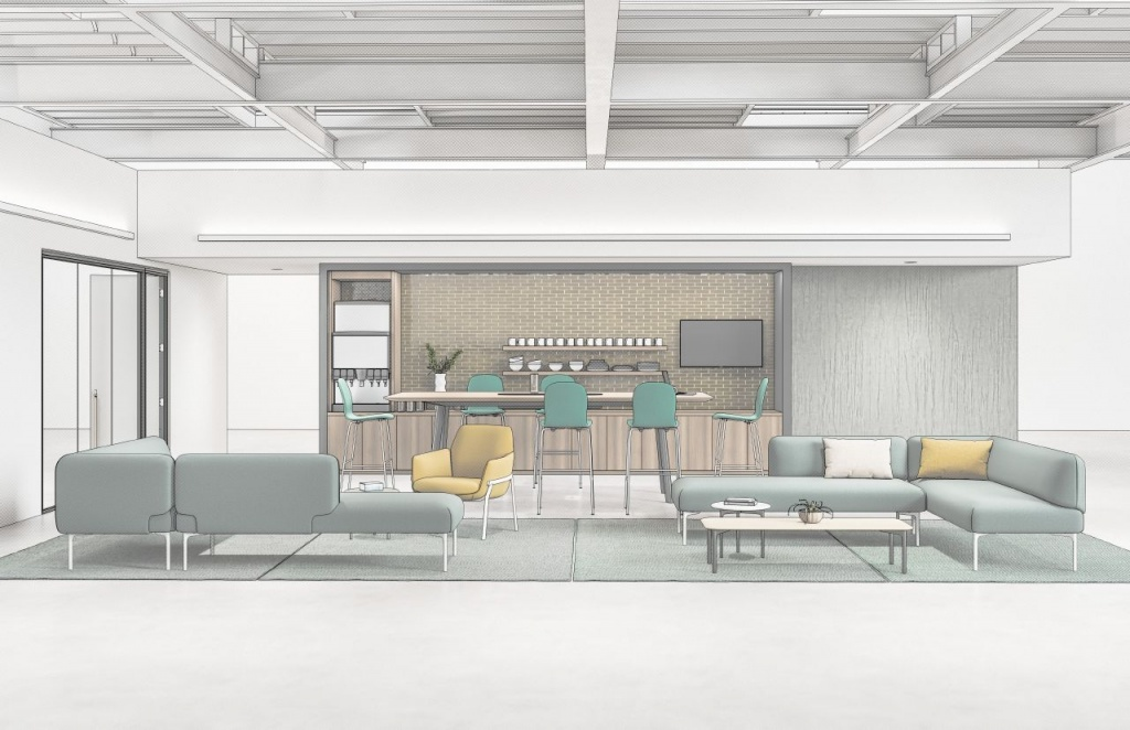 Ancillary Commercial Furniture for Dining Area