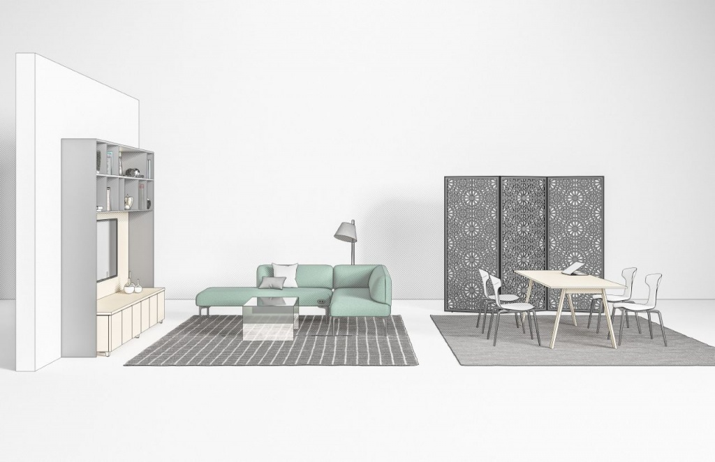 Ancillary Commercial Furniture for Lounge Area