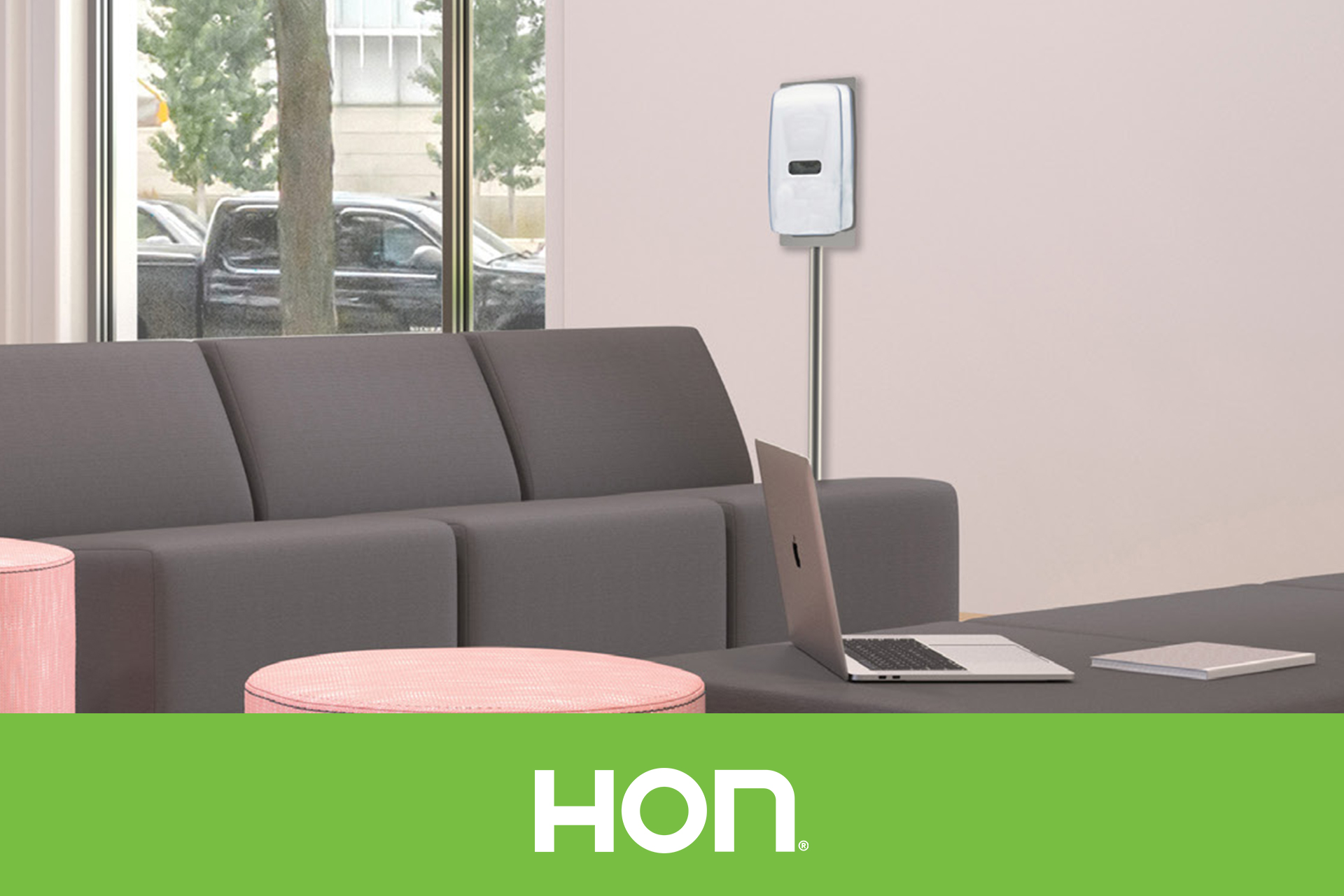 Hon Now Hand Sanitizer Station Products For Physical Distancing