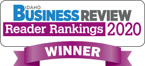 Idaho Business Review Reader Rankings 2020 Award Winner - Best Furniture Company