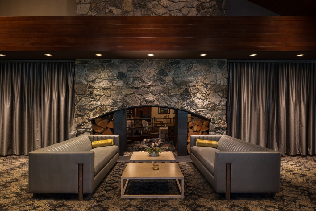 Lounge Furniture for Private Club in Boise, Idaho