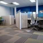 Office Workstations for Insurance Company in Boise