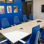 Commercial Conference Room Furniture for Insurance Company in Idaho