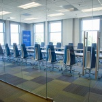 Business Conference Room Furniture for Insurance Company in Idaho