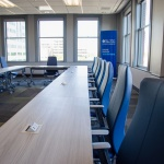 Table and Chairs for Conference Room in Insurance Company in Boise