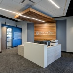 Healthcare Lobby Area Furniture for Insurance Company in Idaho