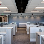 Commercial Open Office Furniture for Insurance Company in Idaho