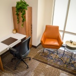 Business Team Room Furniture for Realty Company in Idaho